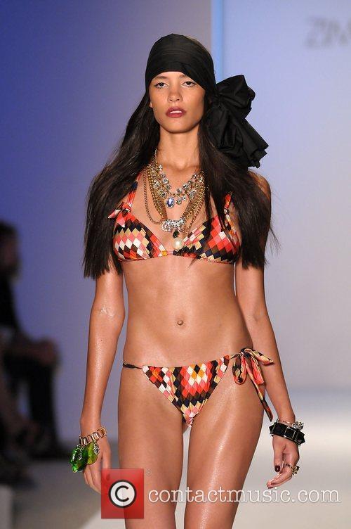 Zimmerman 2009 collection fashion show - Catwalk Mercedes-Benz...