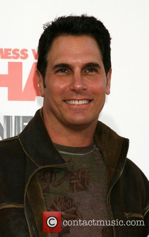 Don Diamont World premiere of 'You Don't Mess...