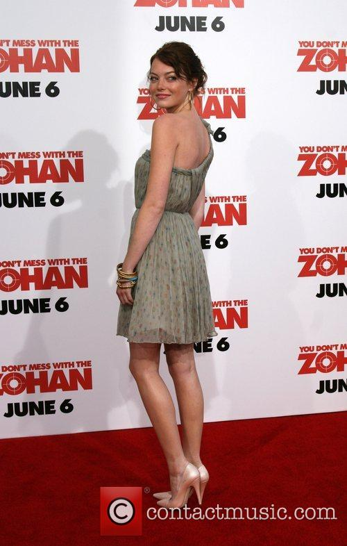 Emma Stone World premiere of 'You Don't Mess...