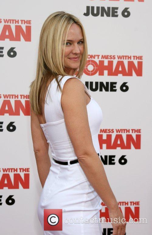 Sharon Case World premiere of 'You Don't Mess...