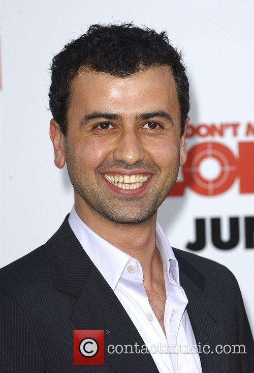Daoud Heidami World premiere of 'You Don't Mess...
