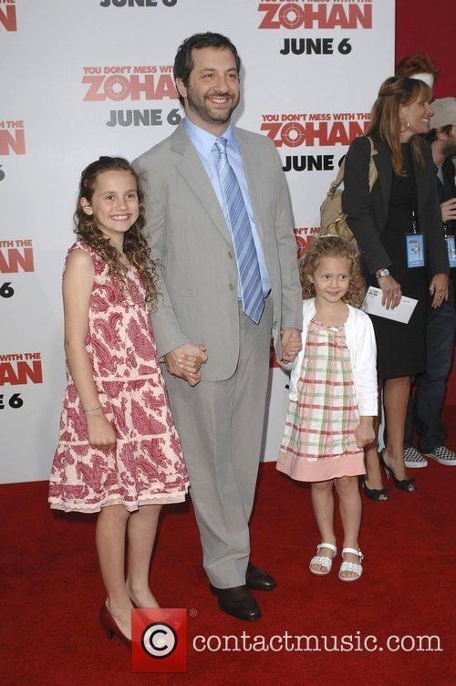 Judd Apatow and children World premiere of 'You...