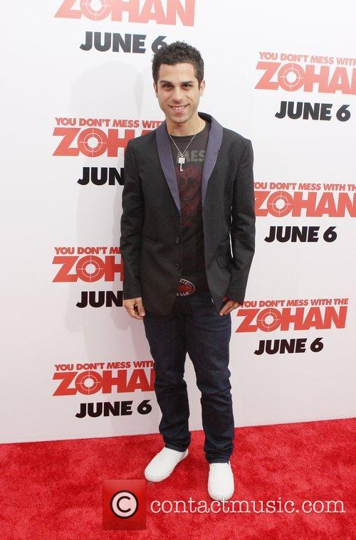 New York Premiere of 'You Don't Mess with...