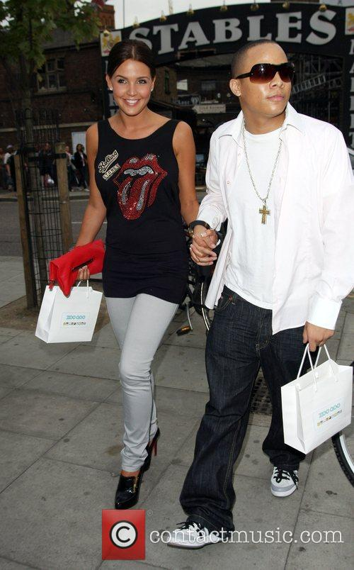 Danielle Lloyd and Dj Ironik 10