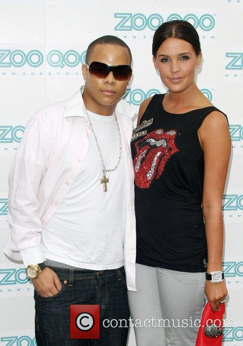 Danielle Lloyd and Dj Ironik 6