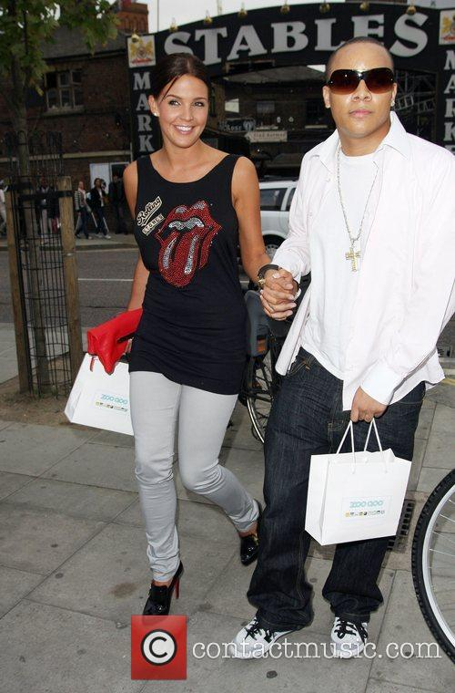 Danielle Lloyd and Dj Ironik 3