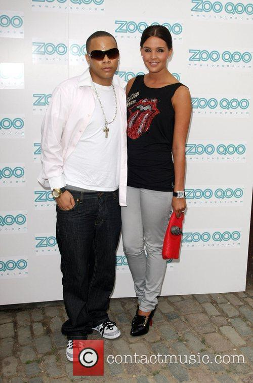 Danielle Lloyd and Dj Ironik 2