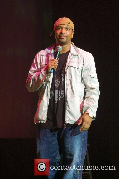 At the Zo's Summer Groove comedy show