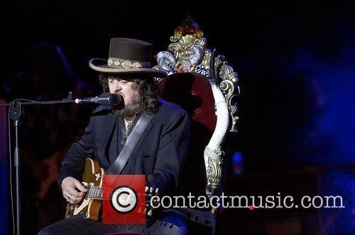 Zucchero, Italian singer, performing live at Coliseu dos...