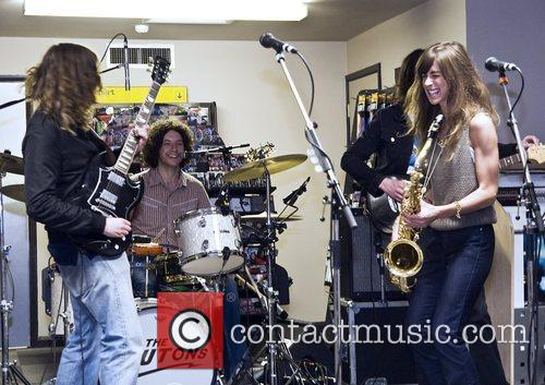 The Zutons Promoting their new CD You Can...