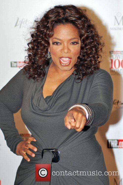 Oprah Winfrey 17th Annual Women In Entertainment Power...