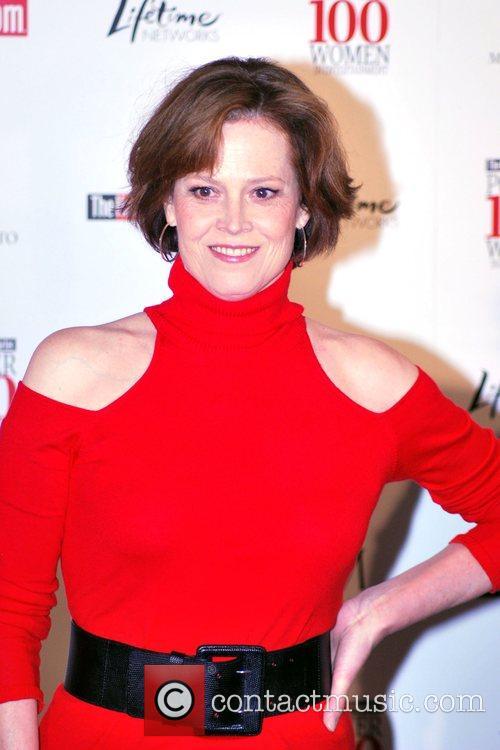 Sigourney Weaver 17th Annual Women In Entertainment Power...