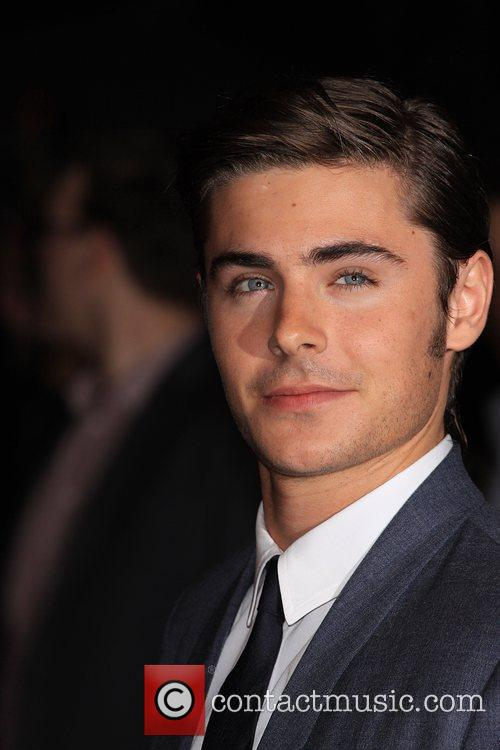 Zac Efron and Odeon West End 3
