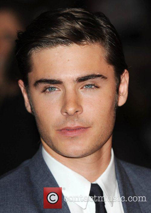 Zac Efron and Odeon West End 9