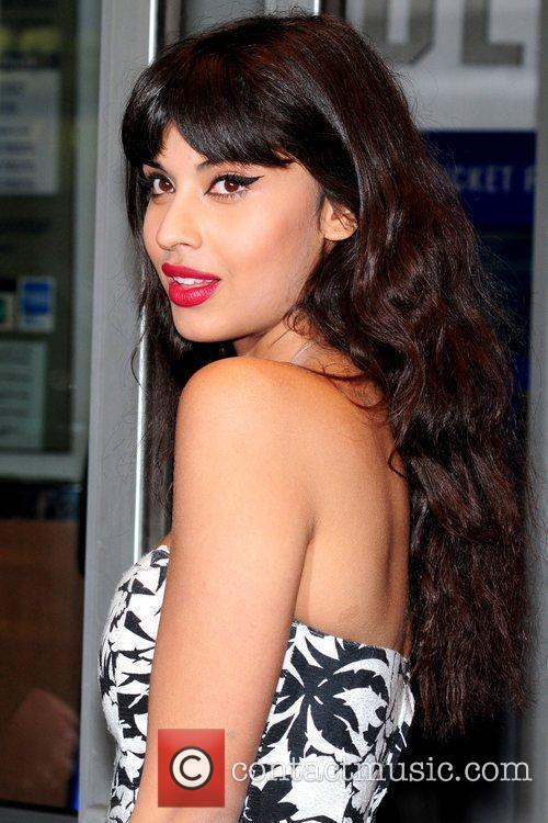 Jameela Jamil and Odeon West End 3