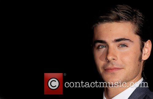 Zac Efron and Odeon West End 18
