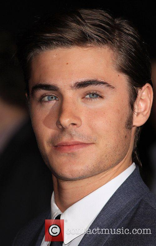 Zac Efron and Odeon West End 20