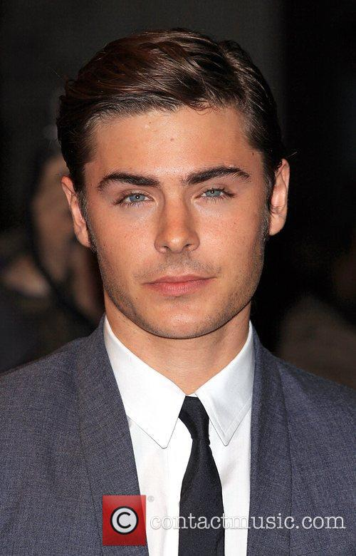 Zac Efron and Odeon West End 21