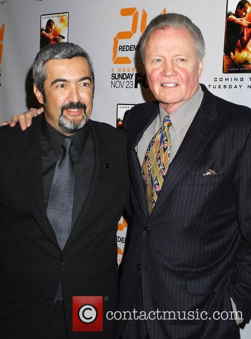 World Premiere of '24: Redemption' at AMC Empire...