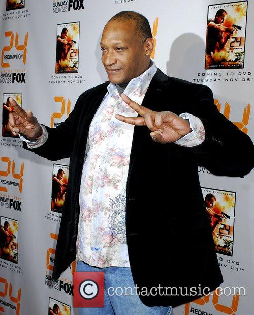 Tony Todd World Premiere of '24: Redemption' at...