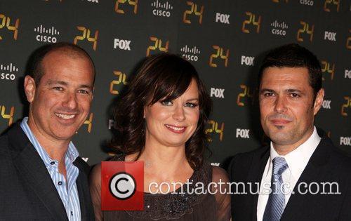 24 150th Episode & Season 7 Premiere Party,