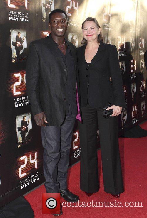 Hakeem Kae-Kazim and Cherry Jones Screening of the...