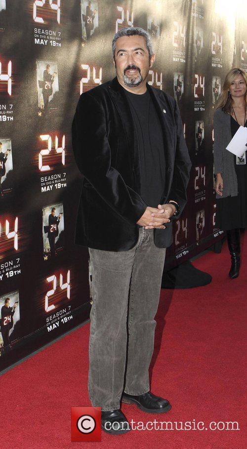 Jon Cassar Screening of the season seven finale...