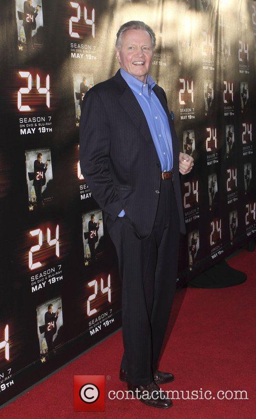 Jon Voight Screening of the season seven finale...