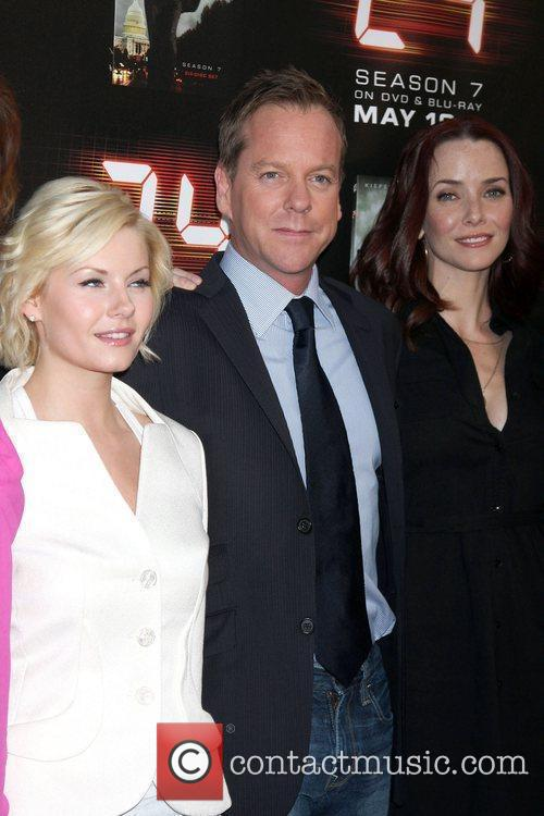 Elisha Cuthbert and Kiefer Sutherland 5
