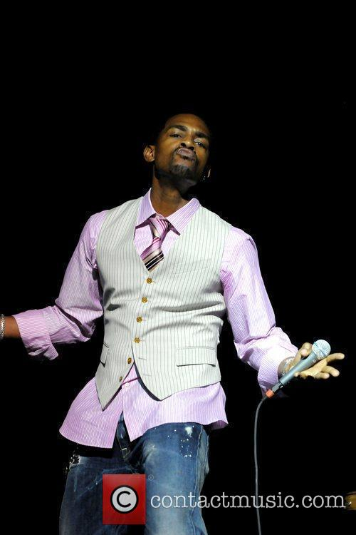Bill Bellamy performs live during the 2nd Annual...
