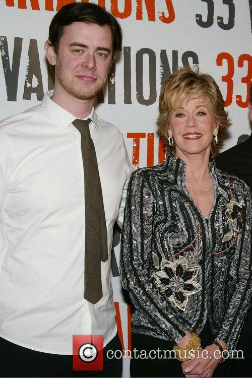 Colin Hanks, Jane Fonda, Zach Grenier, Samantha Mathis...