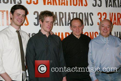 Colin Hanks, Erik Steele, Moises Kaufman, Don Amedolia...