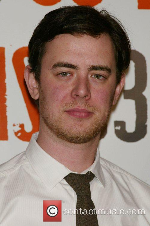 Colin Hanks Photocall for the upcoming Broadway play...