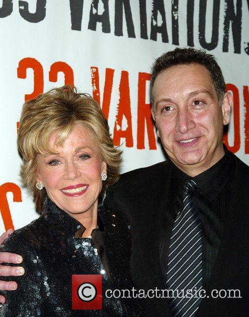 Jane Fonda and Moises Kaufman 3