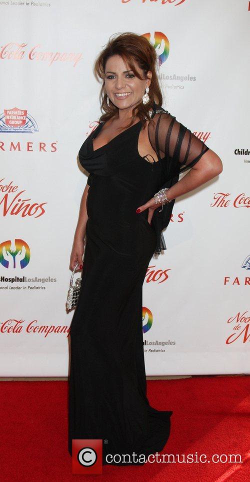 3rd Noche de Ninos Gala held at The...