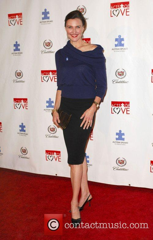 Brenda Strong Autism Speaks 6th Annual Acts Of...