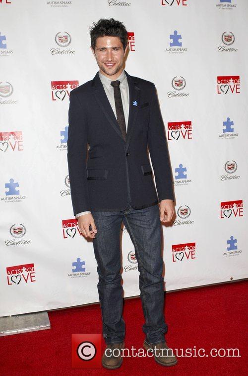 Matt Dallas Autism Speaks 6th Annual Acts Of...