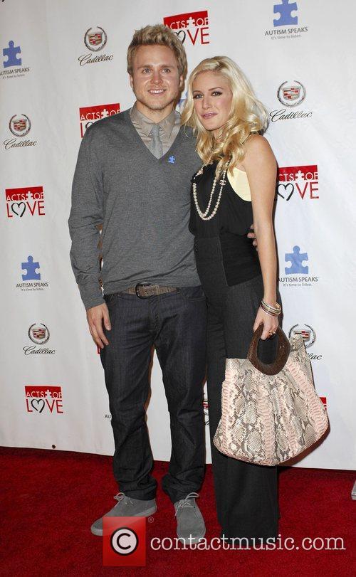 Spencer Pratt and Heidi Montag Autism Speaks 6th...