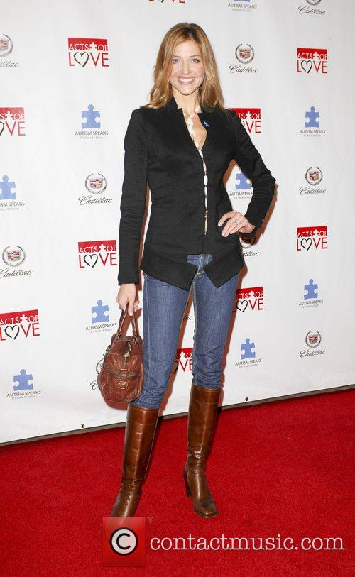 Tricia Helfer Autism Speaks 6th Annual Acts Of...