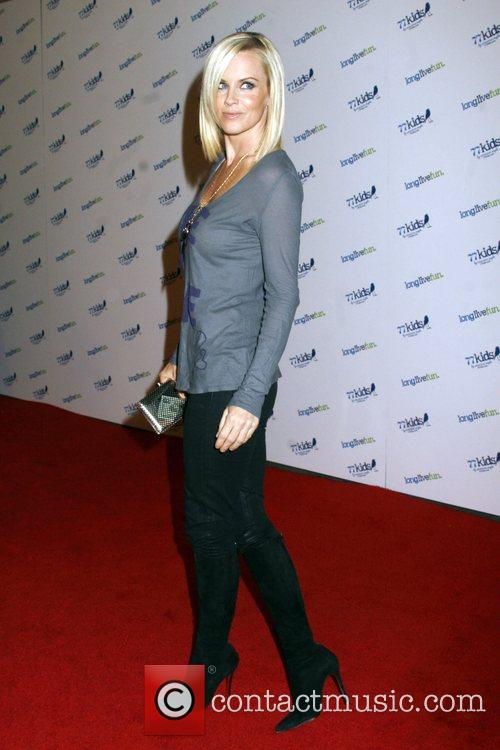 Jenny McCarthy Jonas Brothers Celebrate the Launch of...