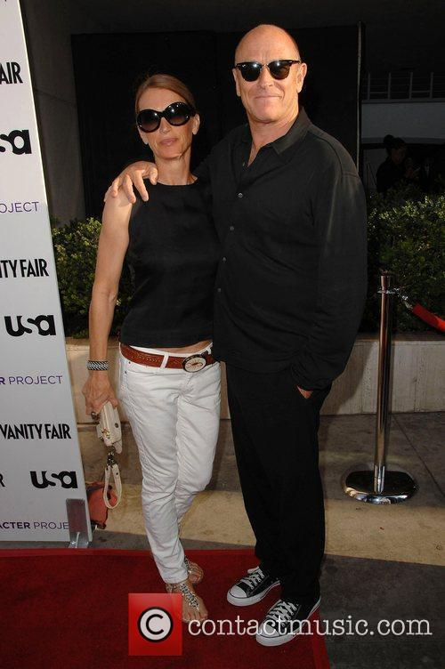 Corbin Bernsen and wife Amanda Hayes American Character:...
