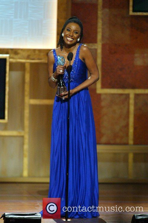 B. Smith at the BET Honors Second Annual...