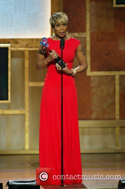 Mary J Blige at the BET Honors Second...