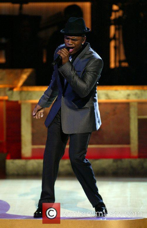 Ne-Yo at the BET Honors Second Annual Black...