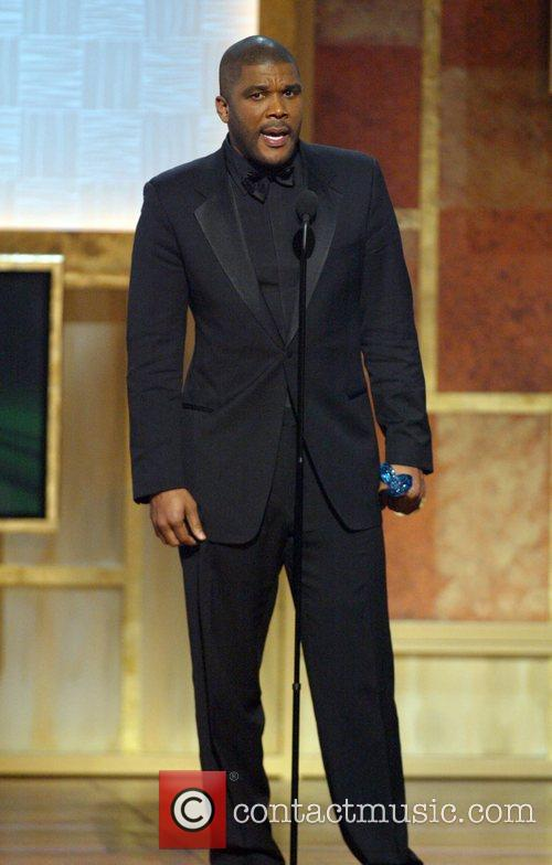 Tyler Perry at the BET Honors Second Annual...