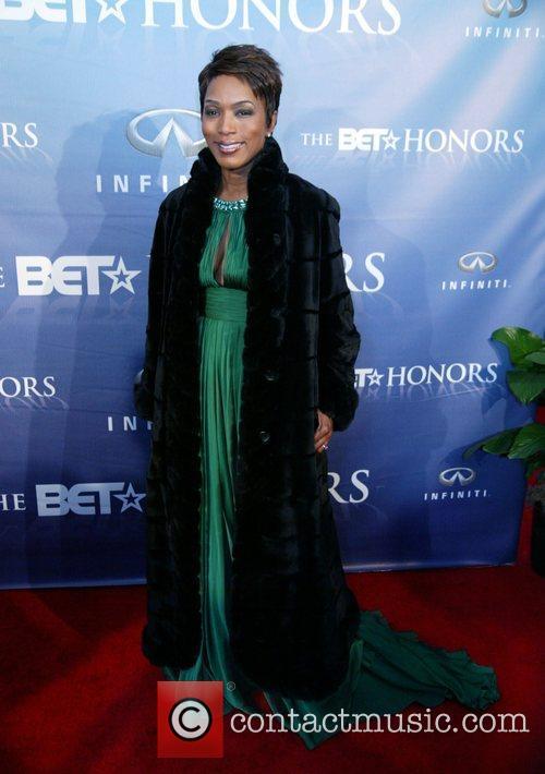Angela Bassett The BET Honors Second Annual Black...