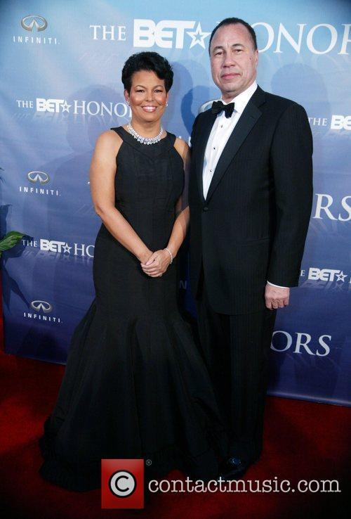 Debra Lee Jones and Kenneth Marks The BET...