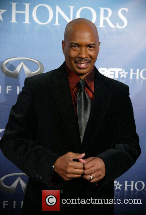 Guest The BET Honors Second Annual Black Entertainment...