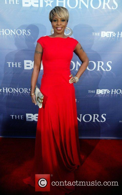 Mary J Blige The BET Honors Second Annual...