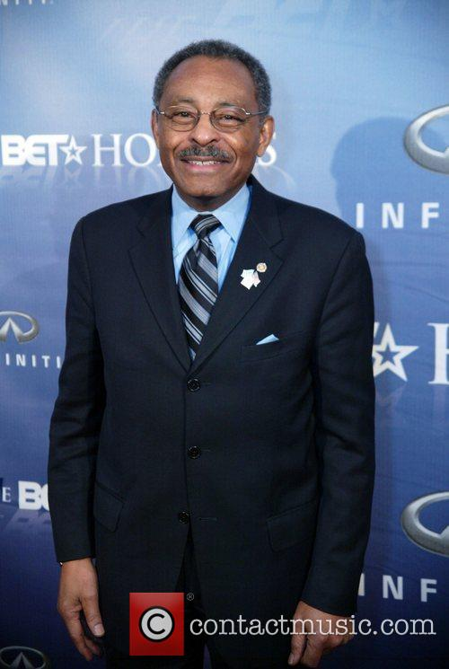 The BET Honors Second Annual Black Entertainment Awards...